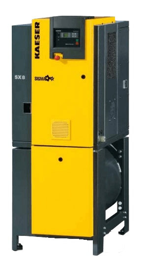 Šroubové kompresory SX