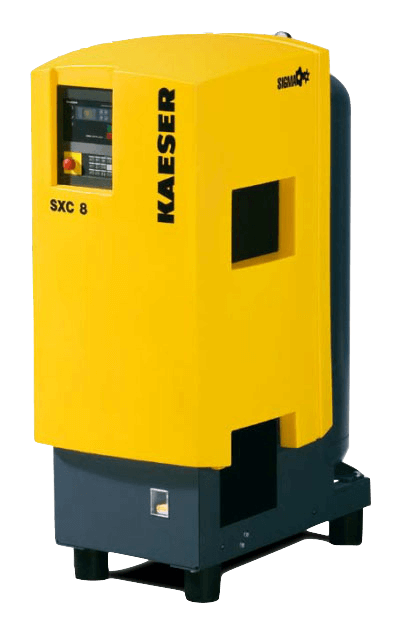 Šroubové kompresory KAESER SXC