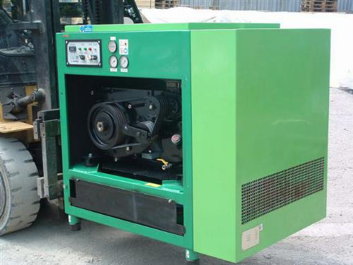 Opravy kompresorů ATMOS