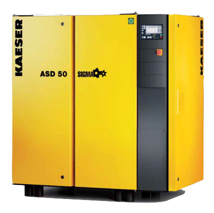 Šroubové kompresory KAESER ASD