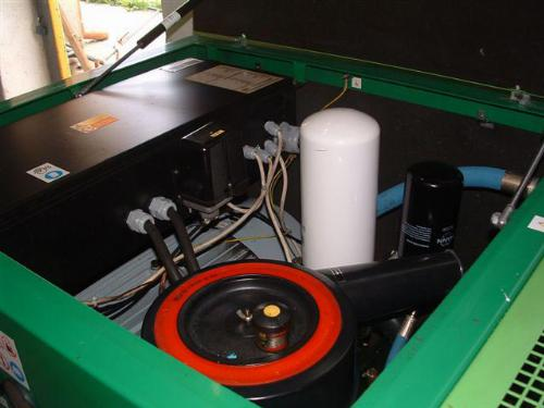 Servis kompresorů ATMOS