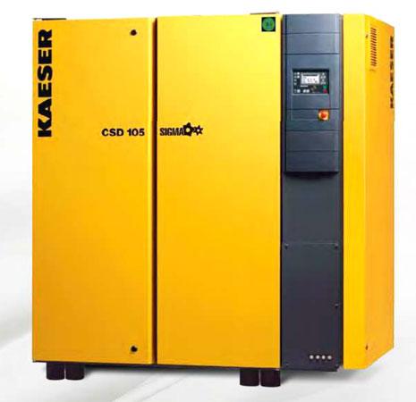 Kompresory KAESER CSD