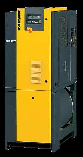 Šroubový kompresor KAESER SM