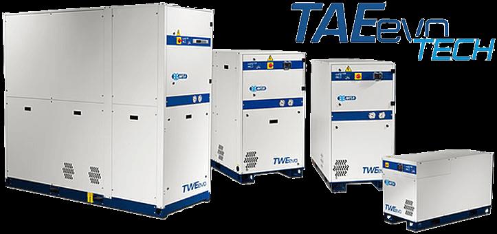 Průmyslové chladiče TAEevoTECH