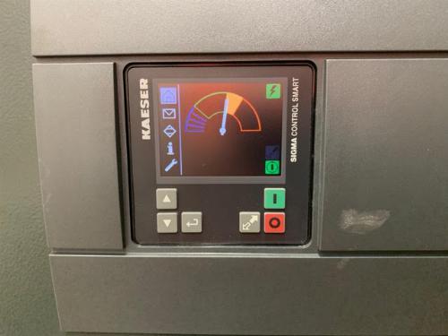 Instalace speciální kompresorové stanice