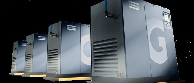 Servis kompresorů Atlas Copco