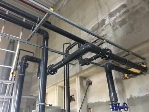 Instalace průmyslového chlazení Ariech TECH