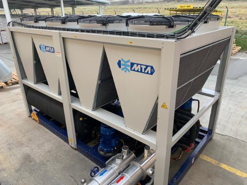 Průmyslový chladič